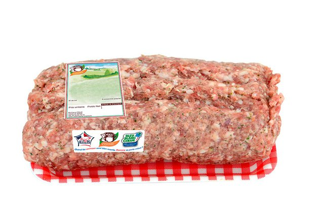 CHAIR A SAUCISSE PERSILLEE (1KG)