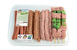 BAC BROCHETTE NATURE SAUCISSERIE